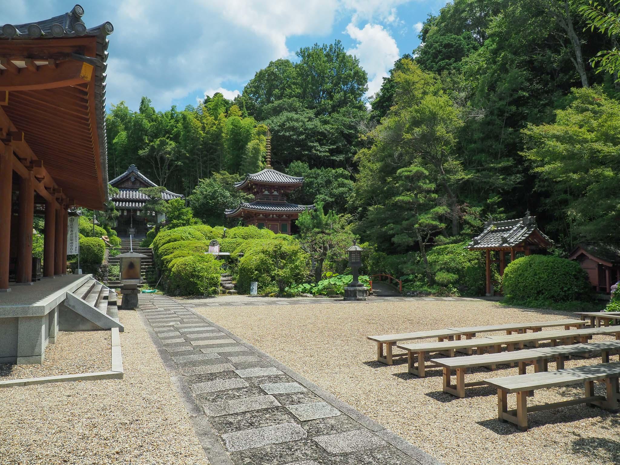 奈良県 平等寺