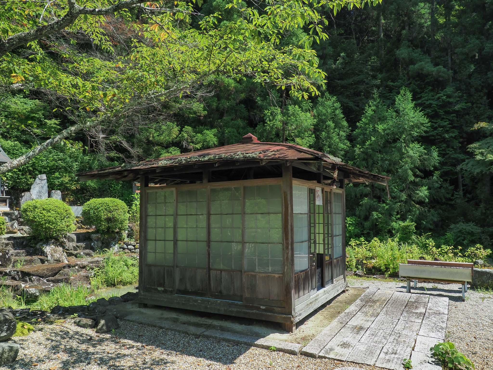 奈良県 玄賓庵
