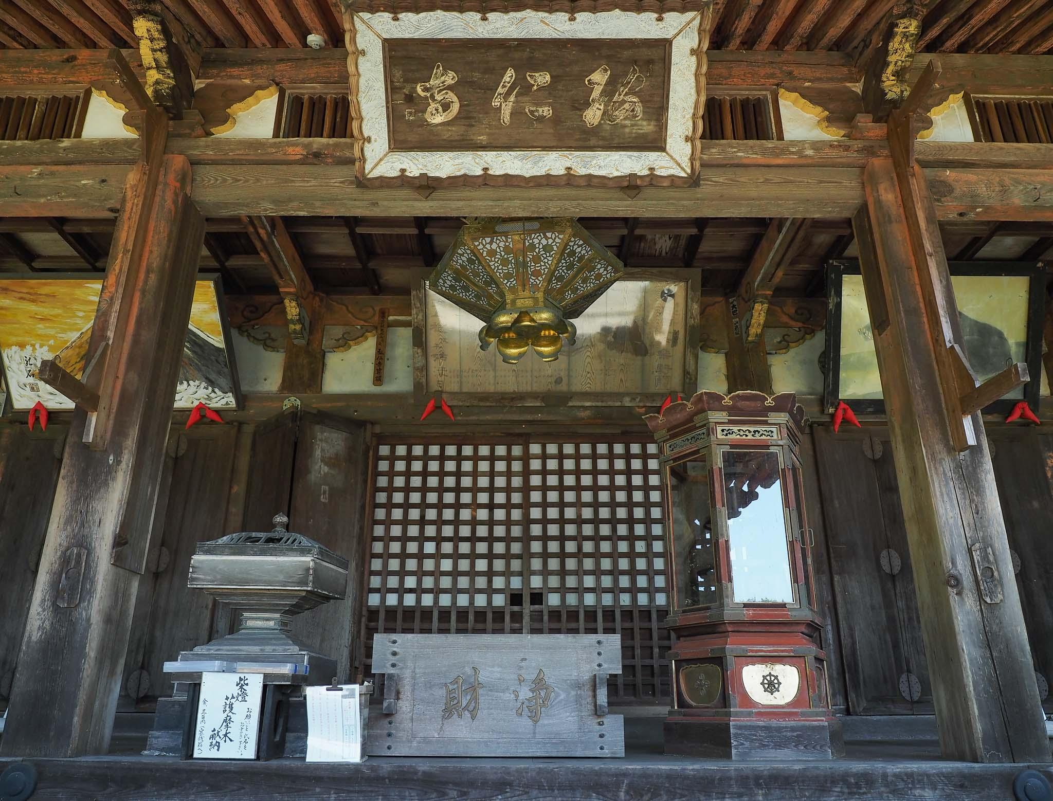奈良県 弘仁寺