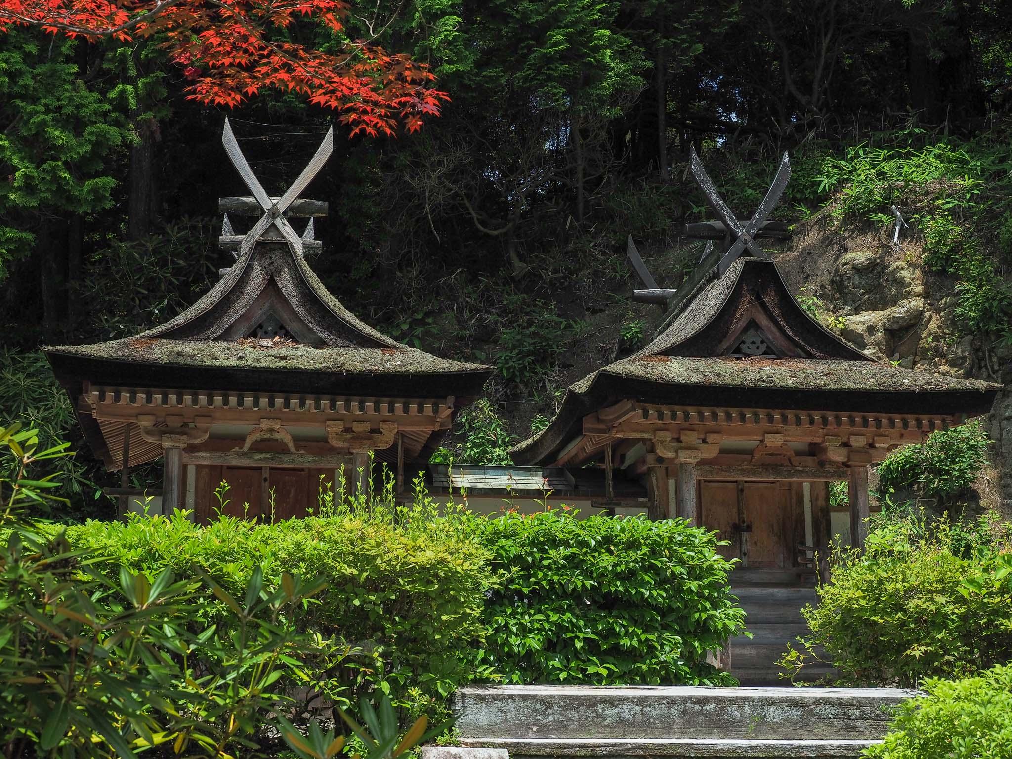 奈良県 円成寺