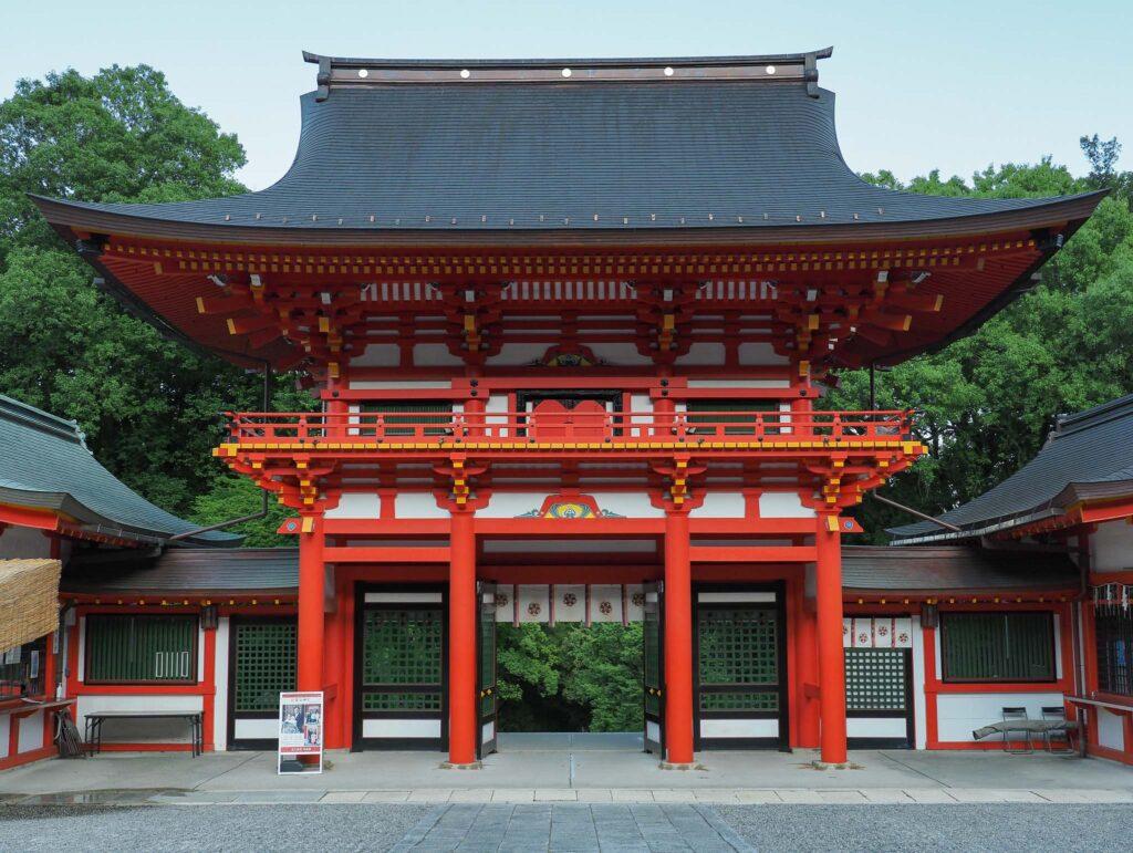 滋賀県 近江神宮